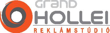 Grand Hollei Reklámstúdió Kft logója